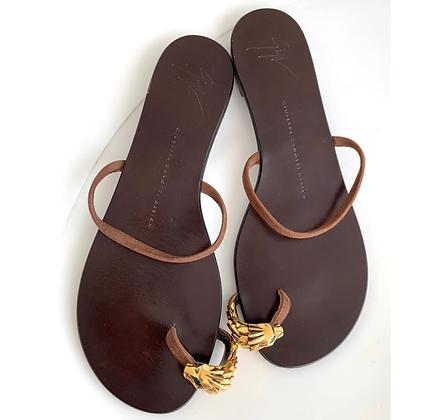 """Giuseppe Zanotti"" slippers"