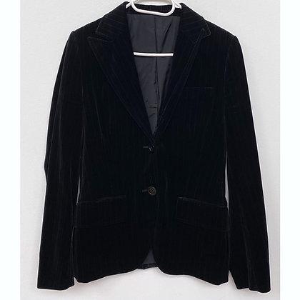 """Stijn Helsen"" black blazer"