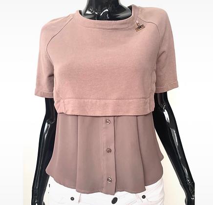"""Elisabetta Franchi"" top/shirt"