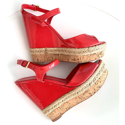 """Gucci"" wedges"