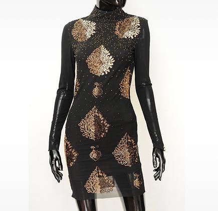 """Mangano"" dress"