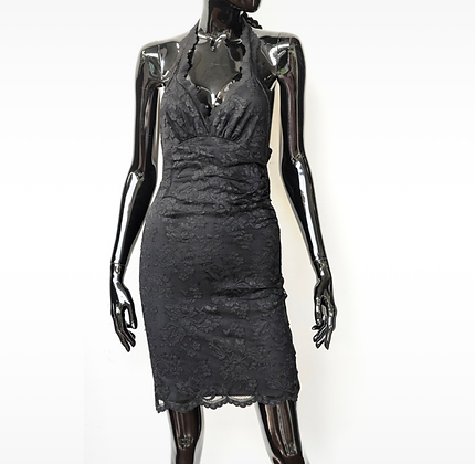 """Olvi's"" lace dress"