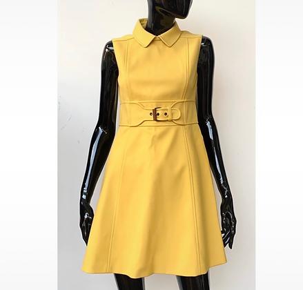 """""""Red Valentino"""" yellow dress"""