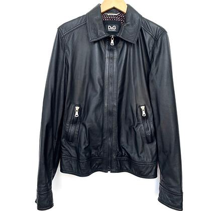 """""""Dolce & Gabbana"""" leather jacket"""
