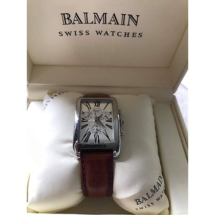 """Balmain"" watch"