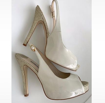 """Kocca"" slingback heels"