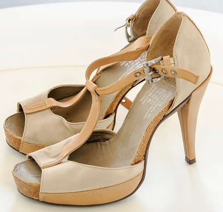 """Pedro Garcia"" heels"