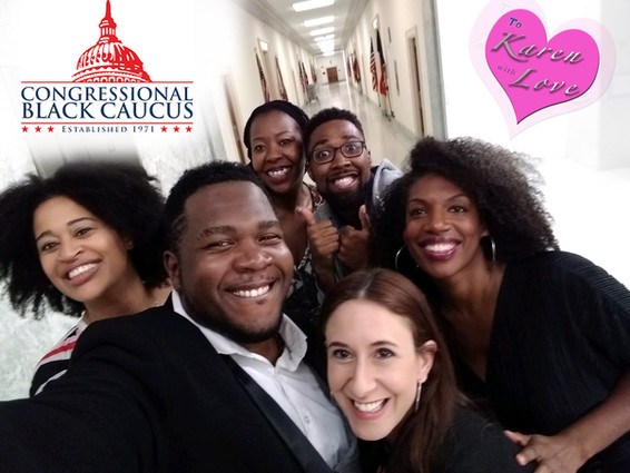 TKWL @ The Congressional Black Caucus
