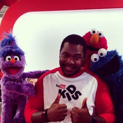 Sesame Street!!