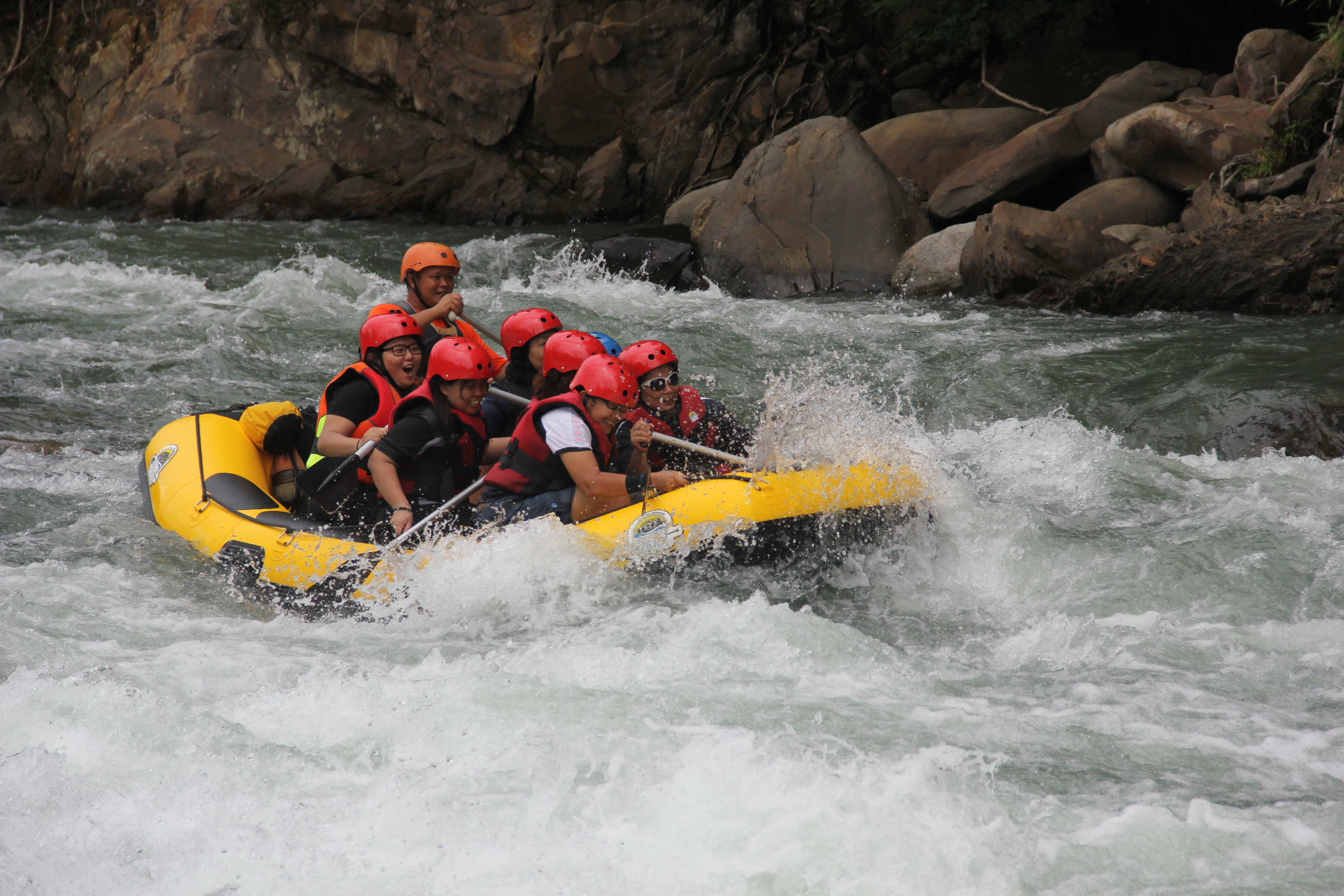 Kadamaian River (I-II Technical)