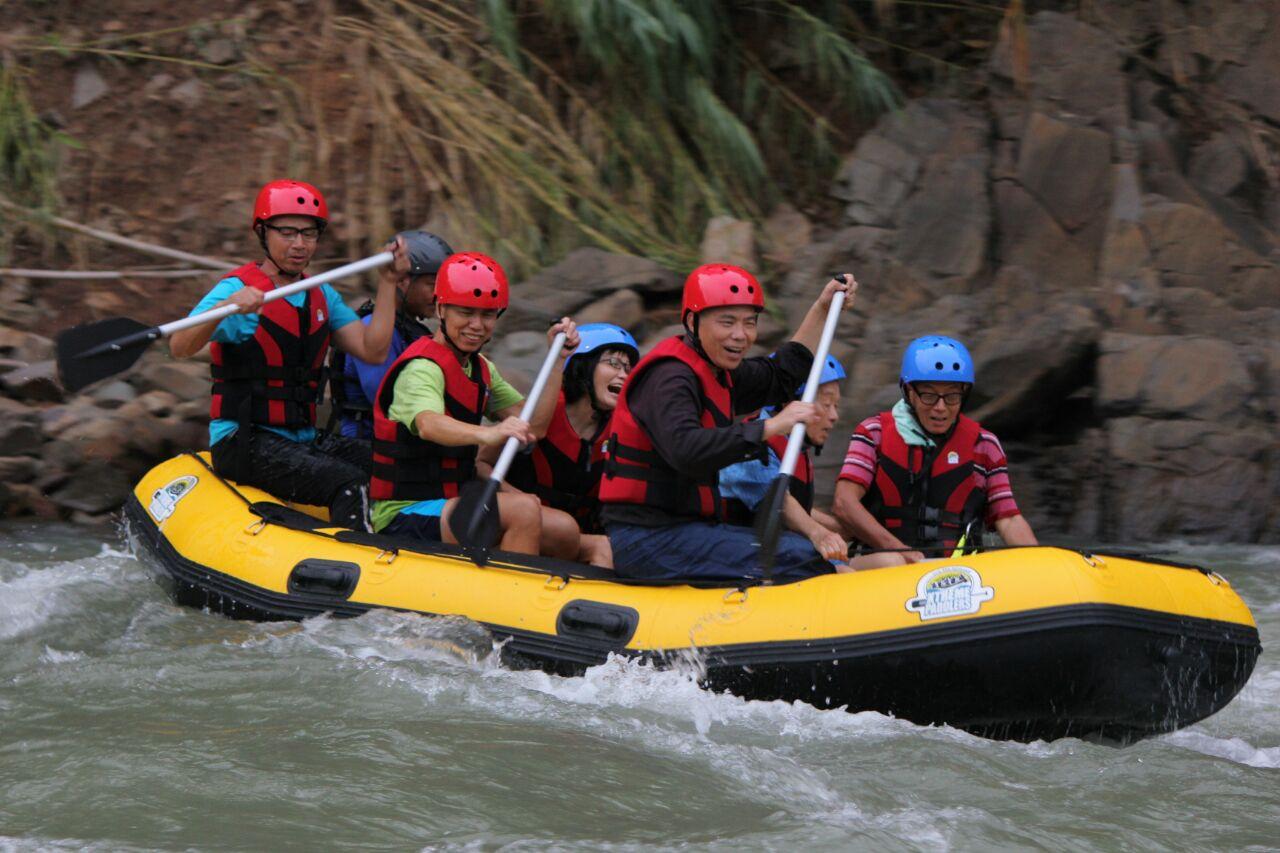 Kiulu River (Level I-II)