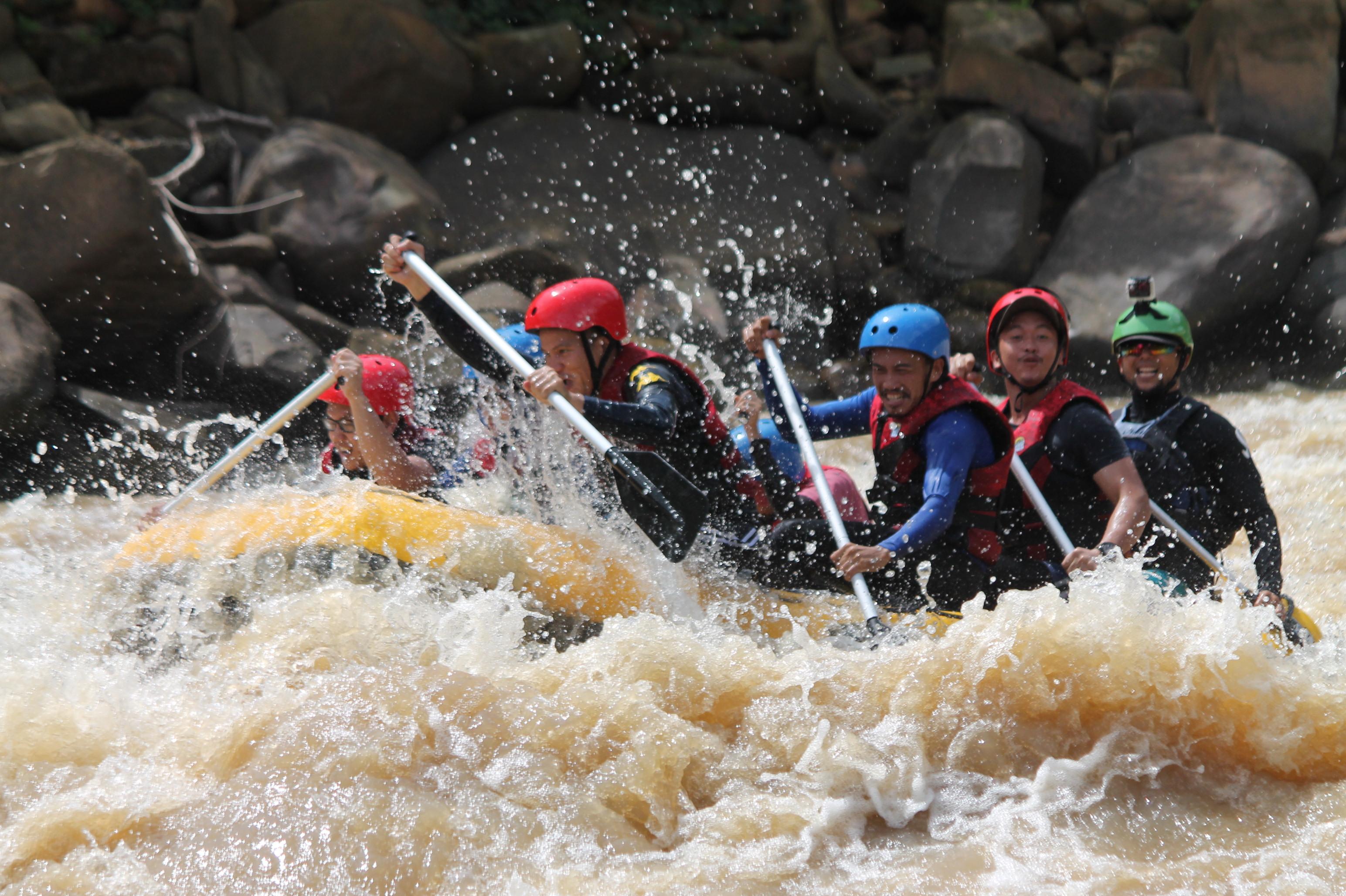 Padas River (III-IV)