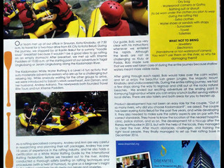 Featured in June issue of Sabah Magazine!