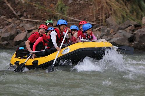 Kiulu White Water Rafting (Level 1-2)