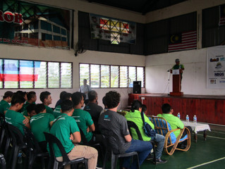 The Official Launching Ceremony For The Xtreme Academy!