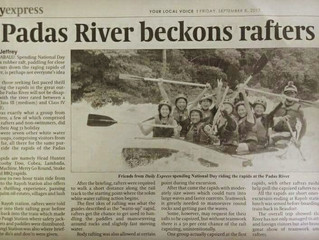 Featured on Sabah's Daily Express Newspaper!