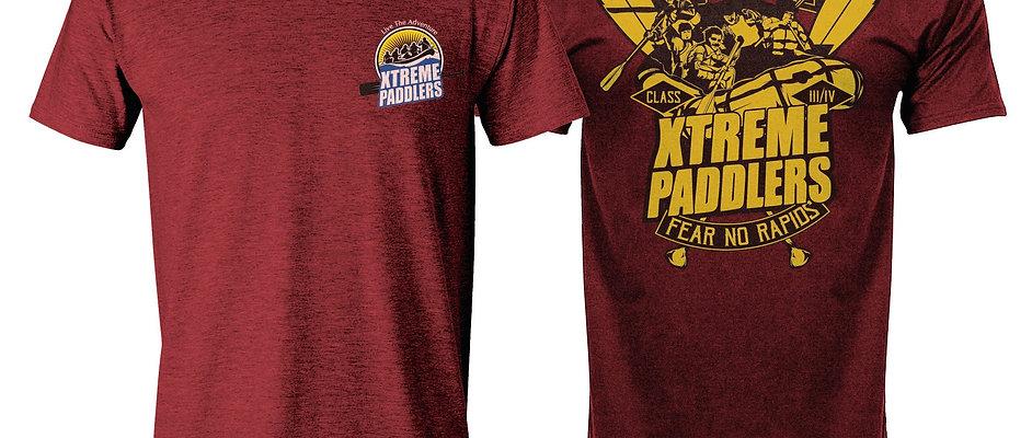 Fear No Rapids Padas Rafting T-Shirt