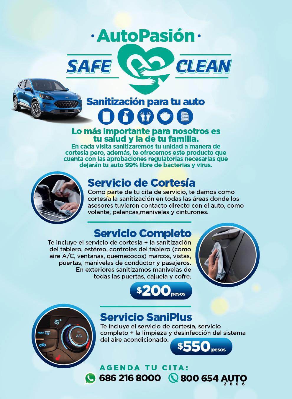 Santizacion para tu auto coche vehículo carro