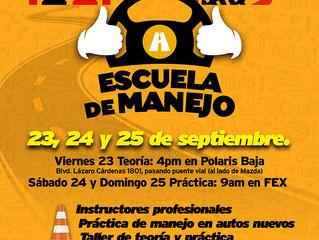 Escuela de Manejo AutoPasión - Edición Septiembre