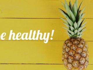 ¡Realiza tu Desayuno   Comida   Cena saludables!