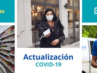 Actualización: COVID-19 a 07 de abril de 2020