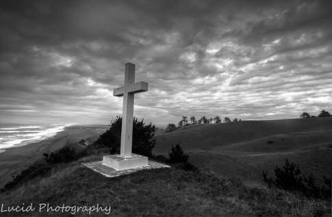The Cross at Centerville Beach