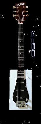 Baxter Vegas Electric Guitar
