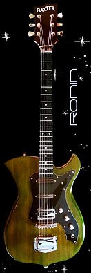 Baxter Ronin Electric Guitar