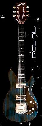 Baxter Royal Electric Guitar