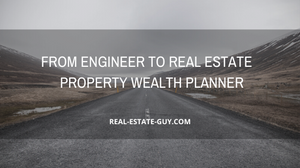 An articles sharing by Peter Tan., real-estate-guy.com about how he becomes a Real Estate Professional that be able to provide value-added to his clients through Property Wealth Planning.