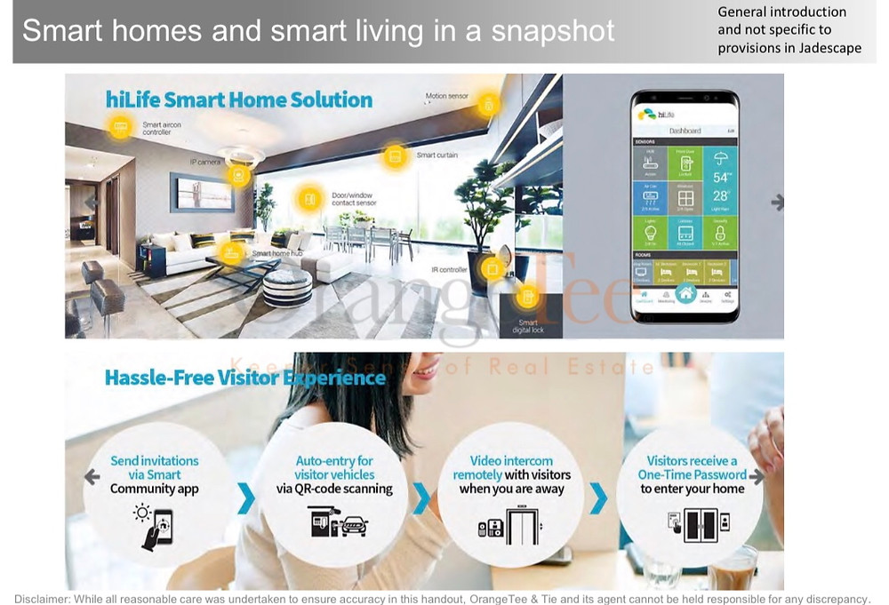 Jadescape - Smart Home Features