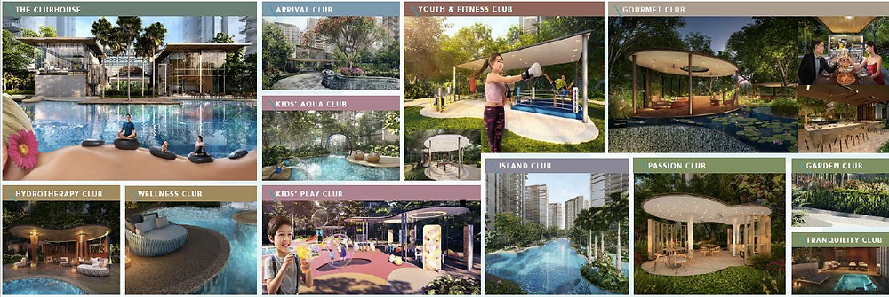 New Launch condominium in district 19, Kovan, hougang areas.