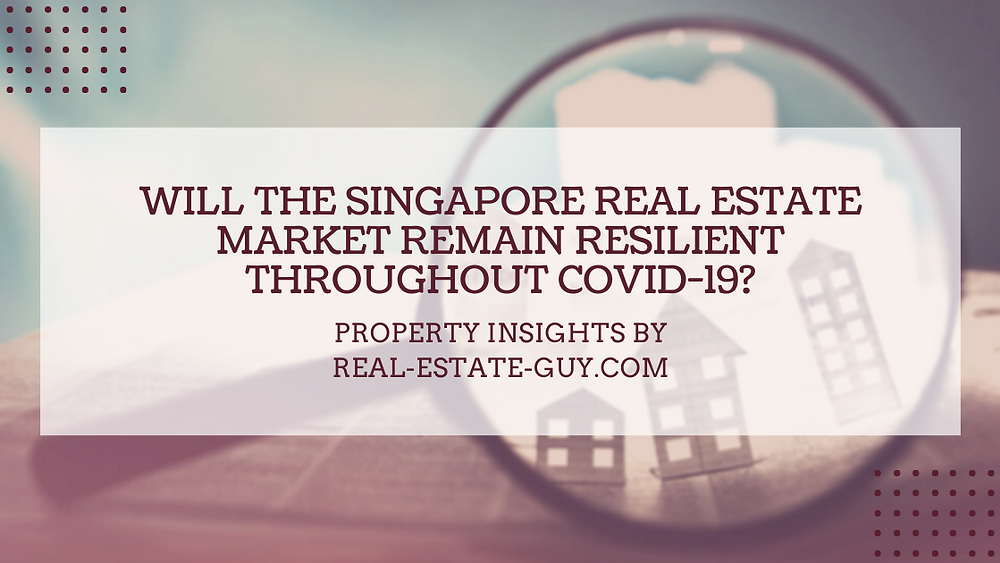 Is Singapore property market still resilient