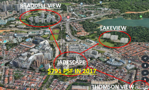 Jadescape surrounded by Potential Enbloc development in district 20