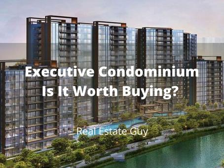 Executive Condominium - Is It Worth Buying?