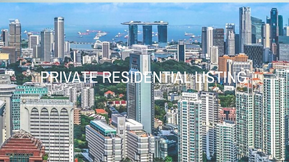 Private residential listing by Peter Tan, Top agent in Orangetee