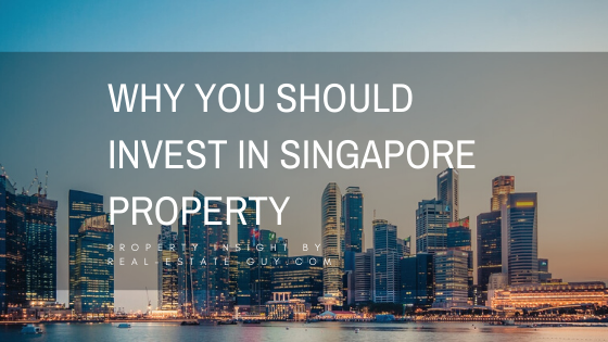 a blog by Peter Tan Choon Guan, the Real Estate guy , sharing why you should invest in Singapore Real Estate