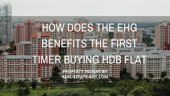 how does the Enhance Housing Grant benefit the first timer buying HDB flat