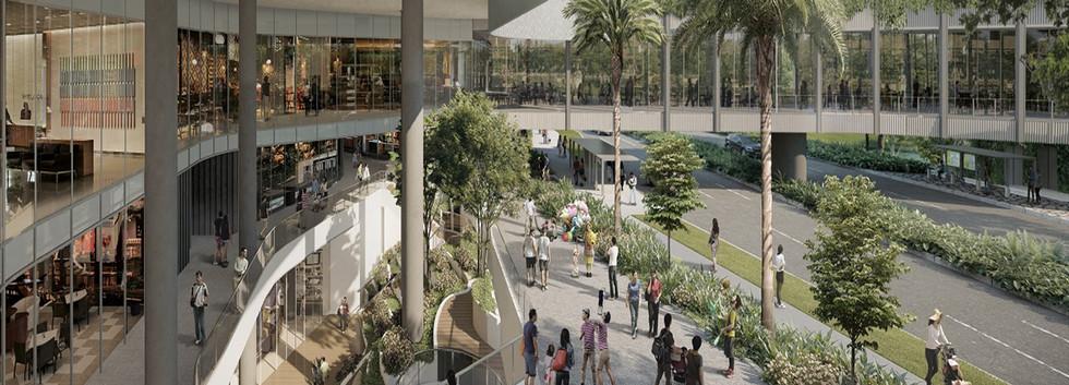 Built above The Woodleigh Mall.jpg