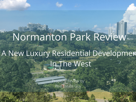 Normanton Park Review - A Luxury Residential Development in the West