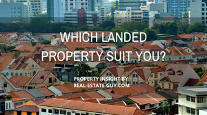 which landed property suit you?