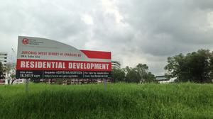 GLS site for residential development