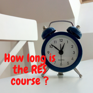 How long is RES course