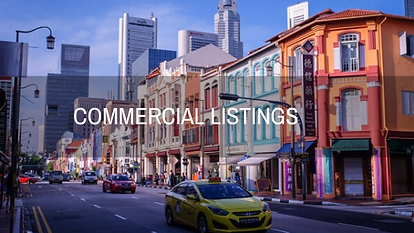 Commercial listings by Peter Tan from orangeTee