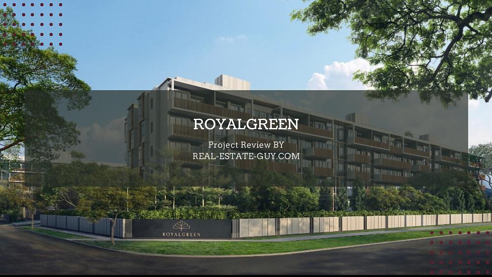 Royal Green Condominium, luxury new launch development in District 10