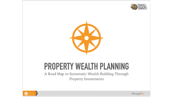 A system that help you to grow tour wealth through real estate investment.