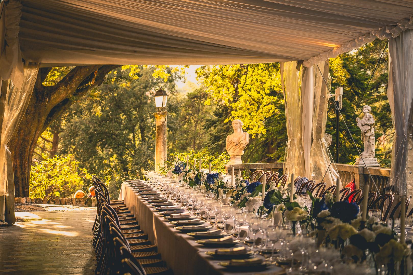 Imperial Table Italian Riviera