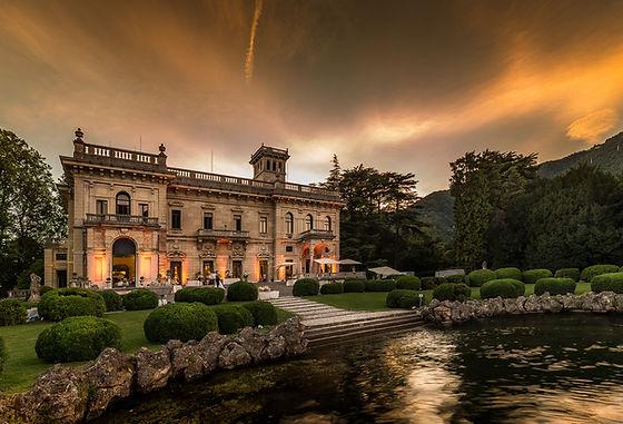 Italian Lake Venue