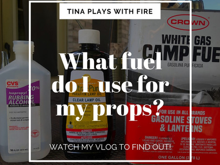 Fuel types and how to choose the right one for your prop