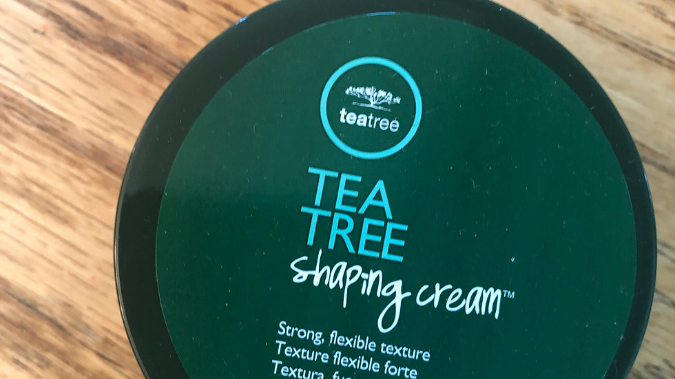 Tea Tree Shaping Cream